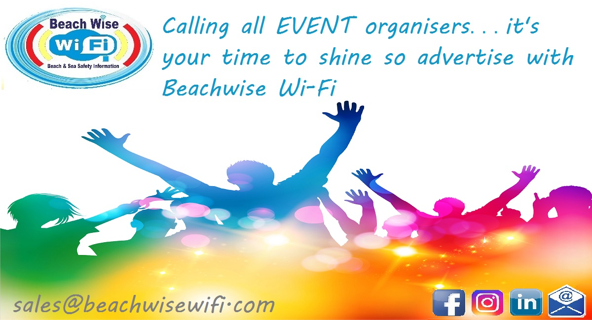 Calling all event organisers