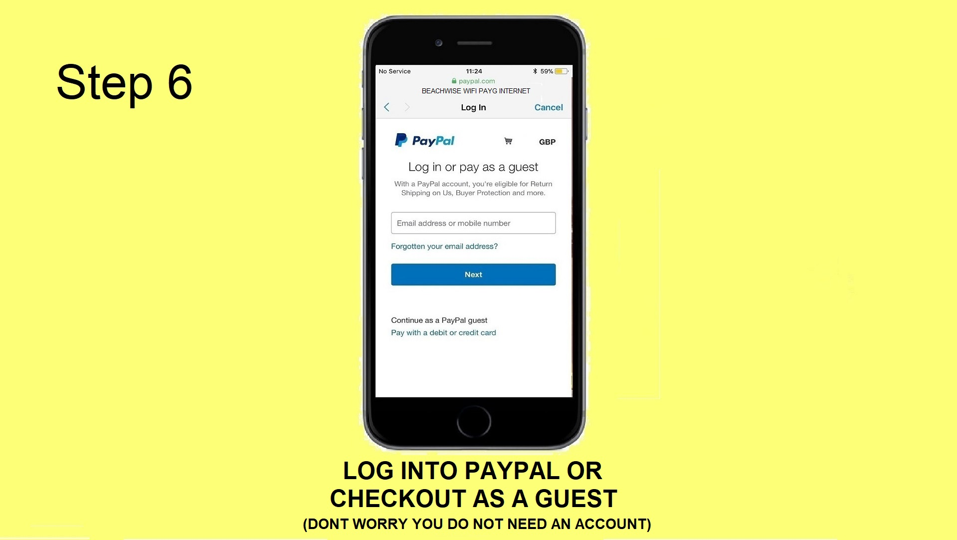 6.paypal-login-or-guest