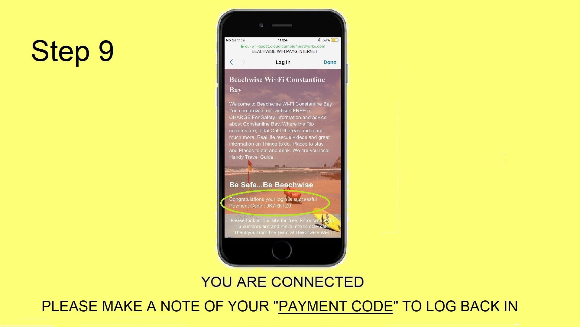 9.complete-and-payment-code-for-logging-back-in
